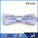 (BSS13-18) Hand Made 100% Polyester Woven Fashion Bowtie