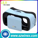 Realidade virtual personalizada dos mini vidros da caixa 3D de Vr para miúdos presente ou presente do Natal