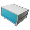 Cerco Desktop do metal Aec-10 com frame plástico