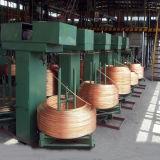 machine de coulée continue de Rod d'en cuivre de diamètre de 8-25mm