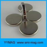 Генератор ветротурбины магнитов D20mmx6mm диска неодимия магнитов