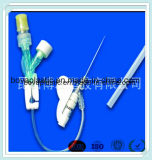 RoHS medizinischer Wegwerfgrad PlastikTueb für Kopfhaut-Ader-Nadel