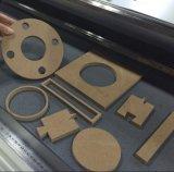 Máquina automática del cortador del cuchillo de la oscilación de la junta del casquillo de empaquetadura del grafito del CNC PTFE