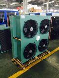 Tipo caldo condensatore raffreddato aria dell'aletta di vendita della Cina del tubo del bottaio per l'unità di refrigerazione