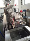 PE PA PS 과립을 만들기를 위한 목제 플라스틱 합성물 광석 세공자