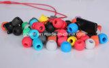 Пена Eartips изготовленный на заказ популярных цветастых Earplugs звукоизоляционная для наушника
