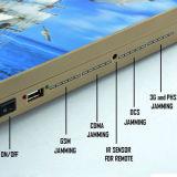 De Stoorzender van het Signaal van de Telefoon van de Cel van de hoge Macht 2g 3G met Verborgen het Schilderen Stijl