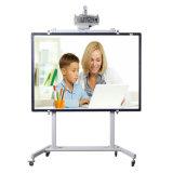 Касание Whiteboard 88 мультимедиа дюйма портативное взаимодействующее