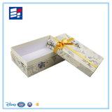 Caixa de presente de papel rígida de dobramento do cartão para o empacotamento dos acessórios da roupa
