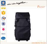 Новый напольный черный мешок перемещения Backpack студента конструкции тетради