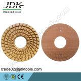 """Jdk 10 """" 화강암을%s 다이아몬드 단단한 지면 닦는 패드"""