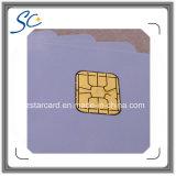 Contatar o cartão do CI com impressão de cor cheia