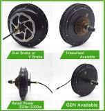 Czjb Jb-205/35 Ebike y kit eléctrico 48V 1000W de la conversión del motor del eje de la bicicleta
