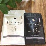 Tè scarno di perdita di peso del tè di Wellness di 100% del tè di erbe organico del Detox (tè di spinta di mattina 14 infusioni di giorno)