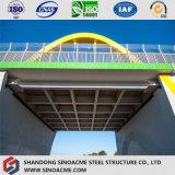 Il blocco per grafici d'acciaio pesante diplomato iso di qualità getta un ponte su
