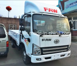 5 Ton China Cargo Truck FAW 4X2 Light Truck