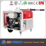 Het Pak van de hydraulische die Macht/Eenheid door Honda of Motor B&S wordt aangedreven
