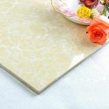 製陶術の黄色いPilatesシリーズ磨かれた磁器はタイルを張る建築材料の装飾の物質的なタイル(FP6003)を