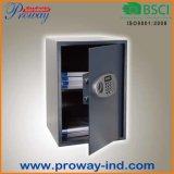 ホームおよびオフィスのための固体鋼鉄構築が付いているデジタル電子安全なボックス