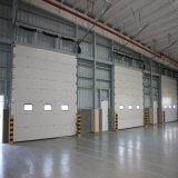 Portelli industriali sezionali d'acciaio/portelli industriali uso della fabbrica