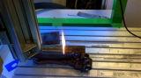 Машина удаления/чистки ржавчины лазера хорошего представления