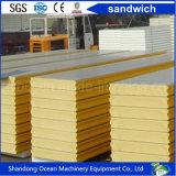 Панель стены панели крыши панели сандвича цвета стальная с хорошими материалами Insualtion жары