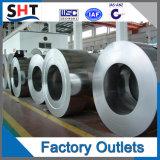 La mejor calidad de China (201 304 304L 316 316L 310S 409 430) laminó precio de la bobina del acero inoxidable