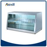 Dh1350 de Hete Verkopende Standaard Hete Showcase van de Vertoning van het Verwarmingstoestel van het Voedsel met Ce