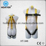 30kn pleines ceintures de sécurité de construction de corps du polyester 3-Point