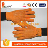 Ddsafety 2017 Gant de travail en PVC orange