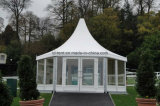 Tienda grande hexagonal Ridge por Party Eventos / Carpa de Weddding