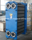 Cambiador de calor de la placa de la junta del acero inoxidable de la categoría alimenticia