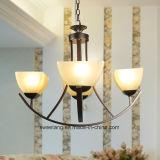 Iluminação de suspensão decorativa da lâmpada do candelabro 4p da venda quente de Médio Oriente