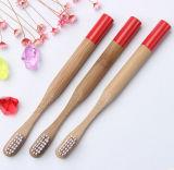 Il multi bambù dell'amico di Eco dell'ambiente di colore rizza Childrentoothbrush (BC-T1032)