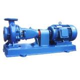 Alta pompa ad acqua di circolazione di aspirazione di conclusione di Efficency per acqua calda