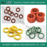 Verbindingen van de O-ring van het Silicone van de Vervaardiging van China de In het groot Rubber