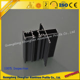 Puder-Beschichtung-Profil-Fenster und Tür mit Thermisch-Brechen Streifen