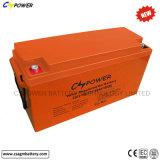 12V 150ahの太陽のための深いサイクル電池のゲル電池
