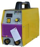 Máquina de soldadura do arco do inversor do Mosfet (ARC-200B)