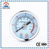 Aneroide Differenzdruck-flüssige Manometer-Maßnahmen