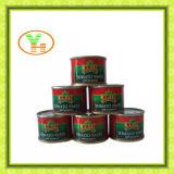 缶詰にされたトマトのり、28-30%の缶詰にされた野菜