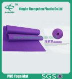 Abitudine amichevole delle stuoie di yoga di Eco della stuoia Cloruro-Libera di yoga di Customed stampata