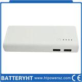 Bank van de Macht 11000mAh van de hoge Capaciteit de Witte voor iPhone