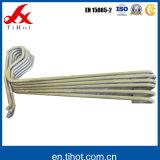 Kundenspezifische Schweißstück-Teile von der China-Fertigung
