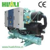 Água industrial refrigerador de água de refrigeração do parafuso para a indústria