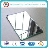 Espejo de aluminio recubierto doble del vidrio de flotador de 3m m