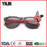 Ynjnの安い卸売UV400のウサギの子供のサングラス