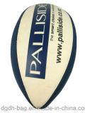 Populäre Förderung-Qualität fertigen amerikanischer Fußball-Rugby-Kugel kundenspezifisch an
