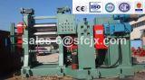Baumrolls-Gummikalender-Maschinerie für Gummiblatt (XY-3L 450X1500)