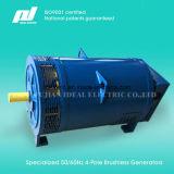 генераторы Корабл-Цели 4-Pole безщеточные (альтернаторы) управляя тележкой
